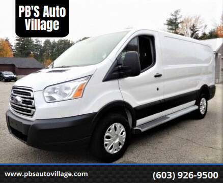 2019 Ford Transit Cargo for sale at PB'S Auto Village in Hampton Falls NH