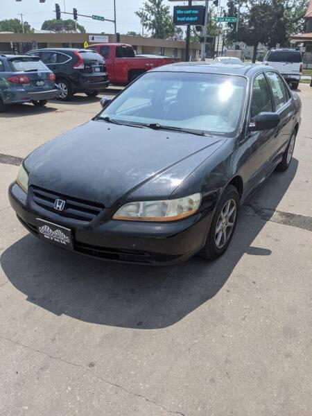 2002 Honda Accord for sale at Corridor Motors in Cedar Rapids IA