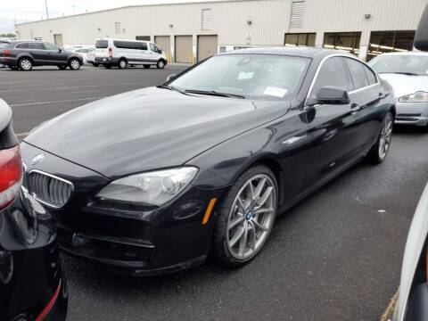 2013 BMW 6 Series for sale at Cj king of car loans/JJ's Best Auto Sales in Troy MI