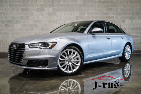 2016 Audi A6 for sale at J-Rus Inc. in Macomb MI