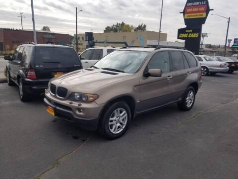2006 BMW X5 for sale at Cool Cars LLC in Spokane WA