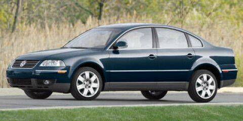 2005 Volkswagen Passat for sale at QUALITY MOTORS in Salmon ID