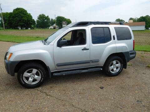2005 Nissan Xterra for sale at WESTERN RESERVE AUTO SALES in Beloit OH