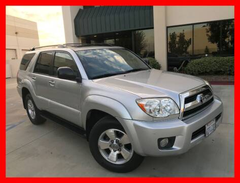 2008 Toyota 4Runner for sale at Cruise Autos in Corona CA