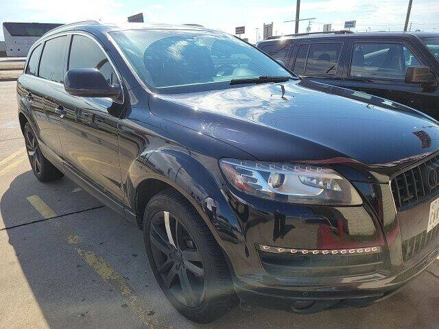 2010 Audi Q7 for sale at FREDY USED CAR SALES in Houston TX