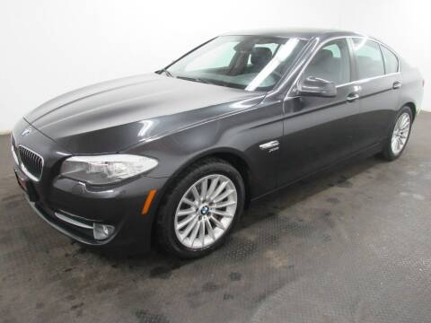 2011 BMW 5 Series for sale at Automotive Connection in Fairfield OH