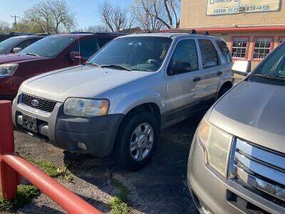 2003 Ford Escape for sale at Used Car City in Tulsa OK