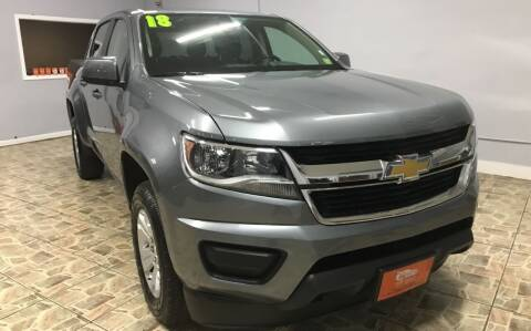 2018 Chevrolet Colorado for sale at TOP SHELF AUTOMOTIVE in Newark NJ