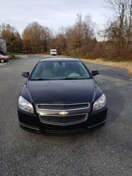 2011 Chevrolet Malibu for sale at Speed Auto Mall in Greensboro NC