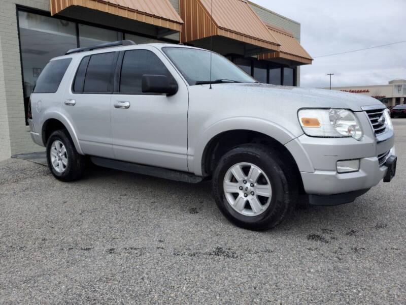 2010 Ford Explorer for sale at Ron's Used Cars in Sumter SC