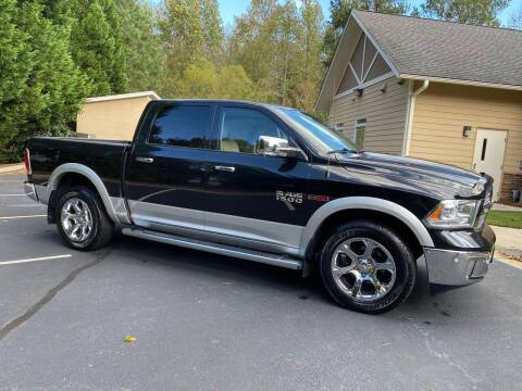 2015 RAM Ram Pickup 1500 for sale at Paramount Autosport in Kennesaw GA