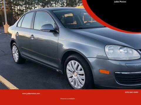 2010 Volkswagen Jetta for sale at Judex Motors in Loganville GA