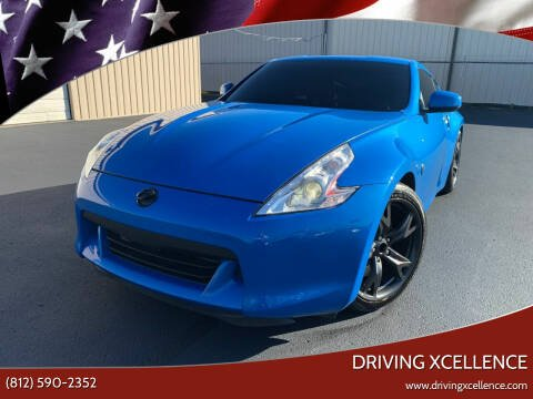 2012 Nissan 370Z for sale at Driving Xcellence in Jeffersonville IN