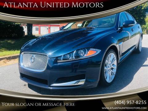 2013 Jaguar XF for sale at Atlanta United Motors in Buford GA