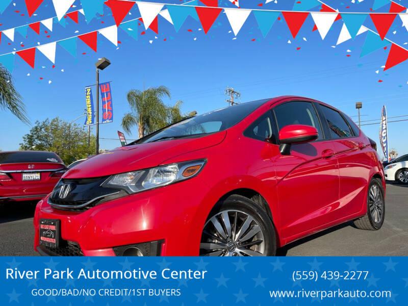 2015 Honda Fit for sale at River Park Automotive Center in Fresno CA