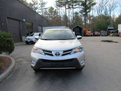 2014 Toyota RAV4 for sale at Heritage Truck and Auto Inc. in Londonderry NH
