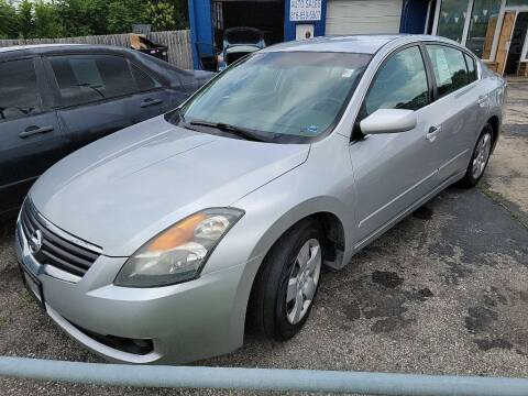 2007 Nissan Altima for sale at JJ's Auto Sales in Independence MO