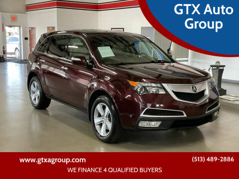 2010 Acura MDX for sale at UNCARRO in West Chester OH