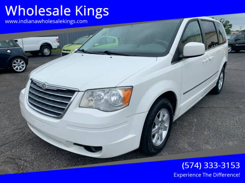 2010 Chrysler Town and Country for sale at Wholesale Kings in Elkhart IN