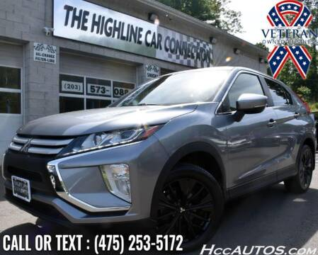 2018 Mitsubishi Eclipse Cross for sale at The Highline Car Connection in Waterbury CT