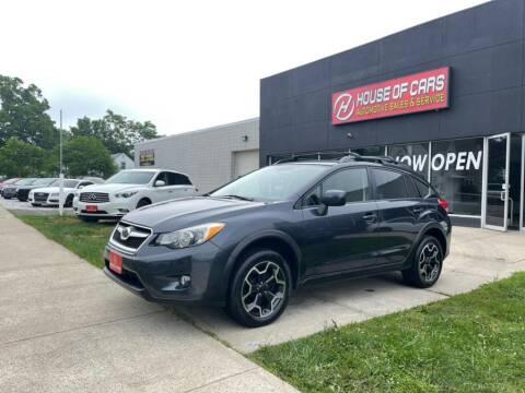 2014 Subaru XV Crosstrek for sale at HOUSE OF CARS CT in Meriden CT