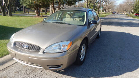 2006 Ford Taurus for sale at National Vehicle Brokers in Merrillville IN