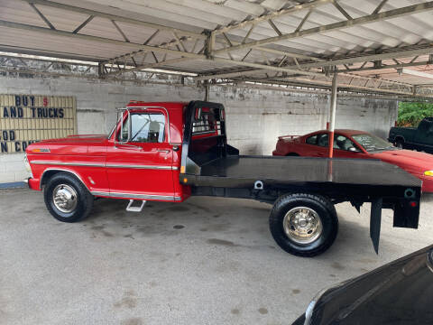 1968 Ford F-350 for sale at Lewis Used Cars in Elizabethton TN
