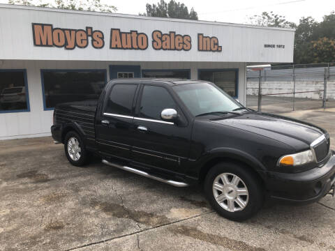 2002 Lincoln Blackwood for sale at Moye's Auto Sales Inc. in Leesburg FL
