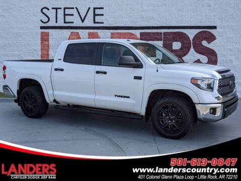 2019 Toyota Tundra for sale at The Car Guy powered by Landers CDJR in Little Rock AR