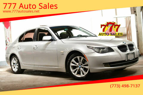 2009 BMW 5 Series for sale at 777 Auto Sales in Bedford Park IL