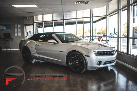 2013 Chevrolet Camaro for sale at Fortis Auto Group in Las Vegas NV