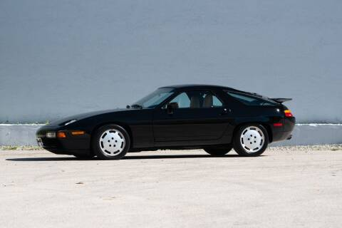 1988 Porsche 928 for sale at ZWECK in Miami FL