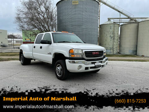 2005 GMC Sierra 3500 for sale at Imperial Auto of Marshall - Imperial Auto Of Slater in Slater MO