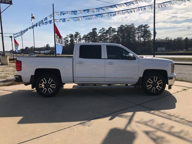2014 Chevrolet Silverado 1500 for sale at Lumberton Auto World LLC in Lumberton TX