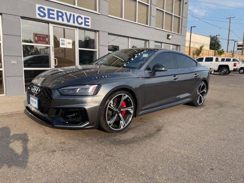 2019 Audi RS 5 Sportback for sale in Englewood, CO