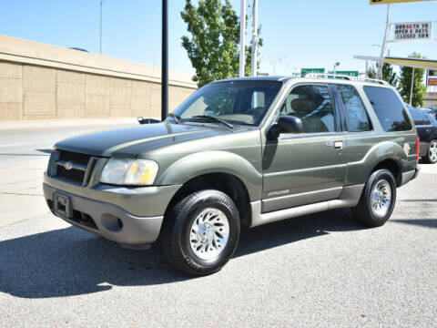 2001 Ford Explorer Sport for sale at Dave Johnson Sales in Wichita KS