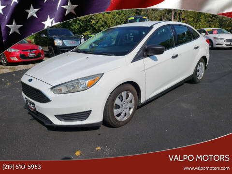 2015 Ford Focus for sale at Valpo Motors in Valparaiso IN
