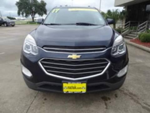 2017 Chevrolet Equinox for sale at Mac Haik Ford Pasadena in Pasadena TX