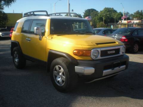 2007 Toyota FJ Cruiser for sale at Automotive Center in Detroit MI