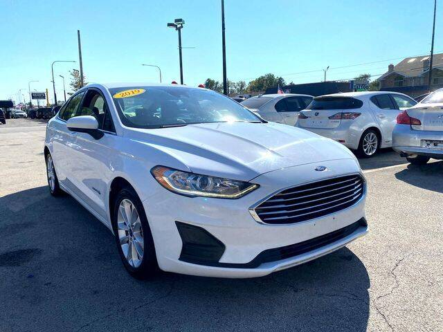 2019 Ford Fusion Hybrid for sale in Bridgeview, IL