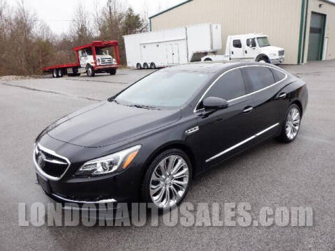 2017 Buick LaCrosse for sale at London Auto Sales LLC in London KY