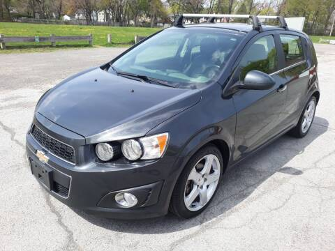 2015 Chevrolet Sonic for sale at Select Auto Brokers in Webster NY