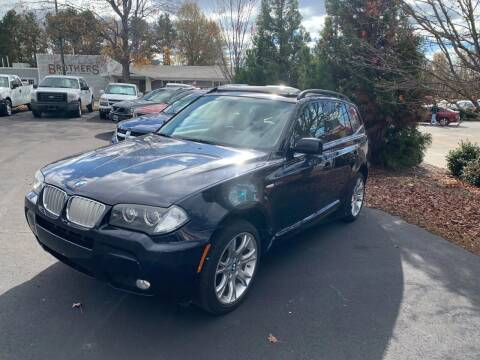2008 BMW X3 for sale at Douthit Automotive, LLC in Advance NC