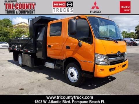 2019 Hino 195 for sale at TRUCKS BY BROOKS in Pompano Beach FL