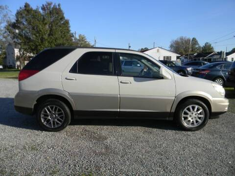 2005 Buick Rendezvous for sale at SeaCrest Sales, LLC in Elizabeth City NC
