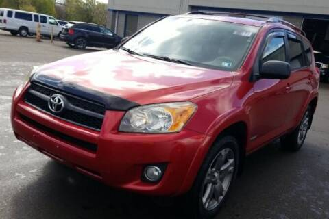 2009 Toyota RAV4 for sale at Precision Automotive Group in Youngstown OH