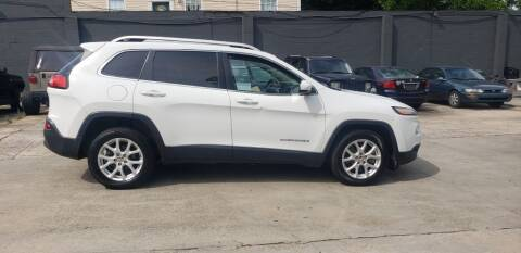 2015 Jeep Cherokee for sale at On The Road Again Auto Sales in Doraville GA