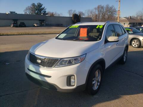 2014 Kia Sorento for sale at River Motors in Portage WI