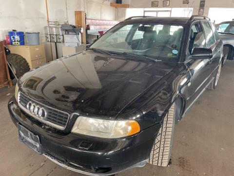 2001 Audi A4 for sale at PYRAMID MOTORS - Pueblo Lot in Pueblo CO