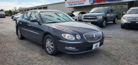 2008 Buick LaCrosse for sale at I-80 Auto Sales in Hazel Crest IL